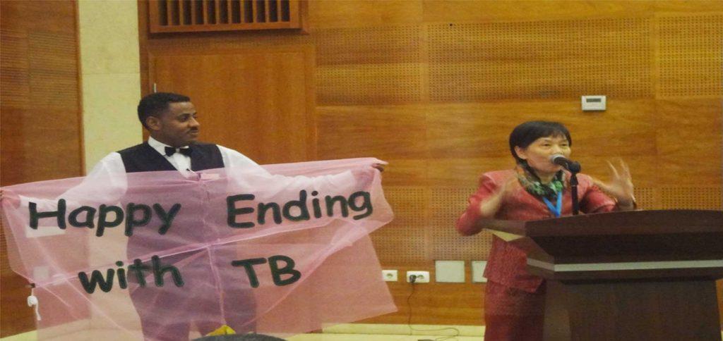 The WHO workshop with NGO, Addis Ababa, Ethiopia  - TB/HIV